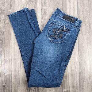 Se7en 7 Jeans Size 26 Dark Wash Skinny Size 26